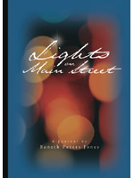 Book cover image for Lights on Main Street by Beneth Peters Jones